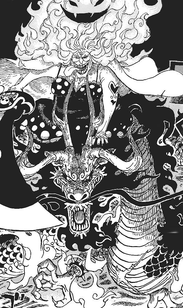 One Piece Kaido 8