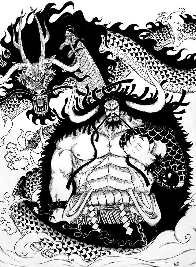 One Piece Kaido 9