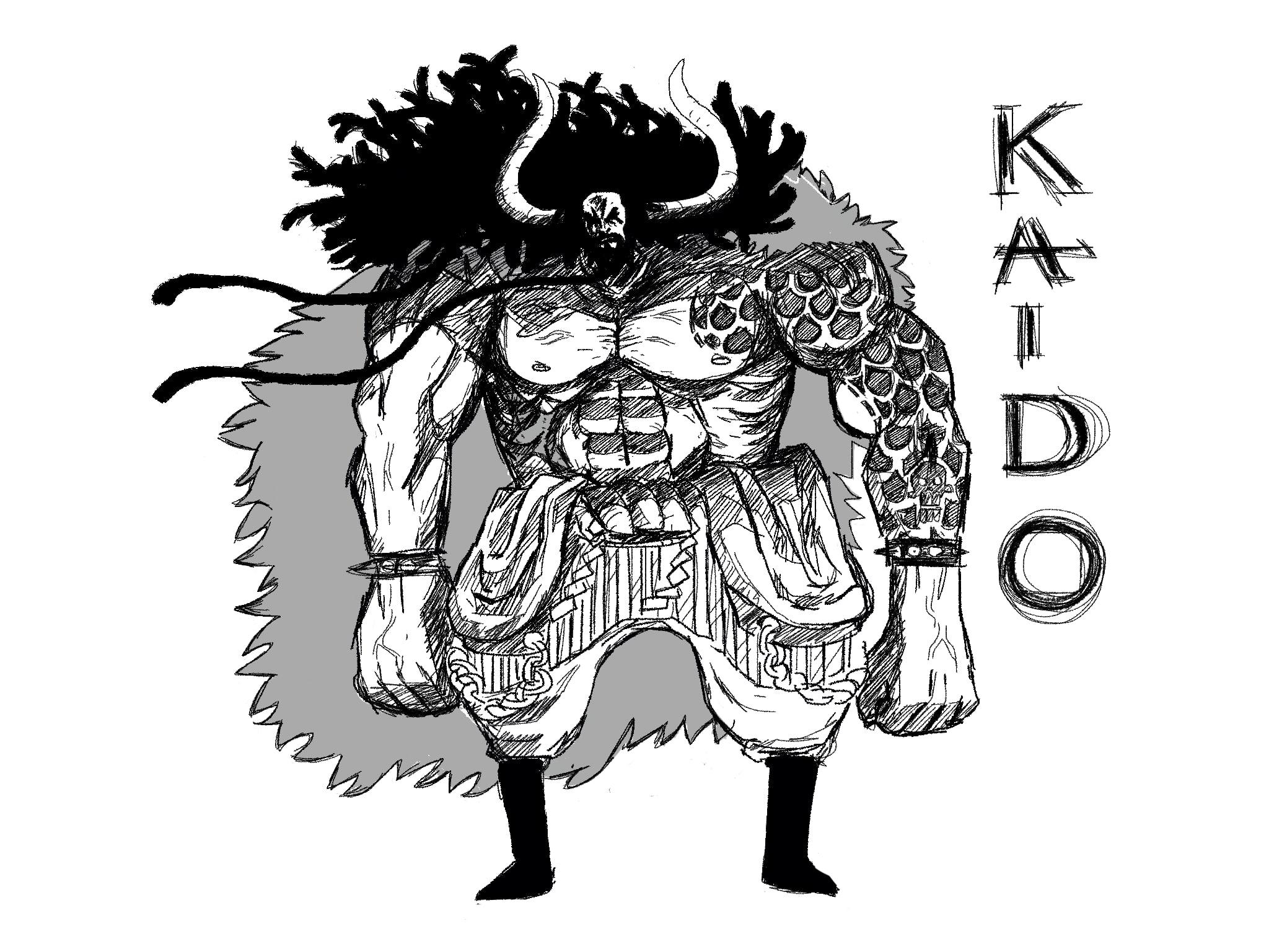 One Piece Kaido