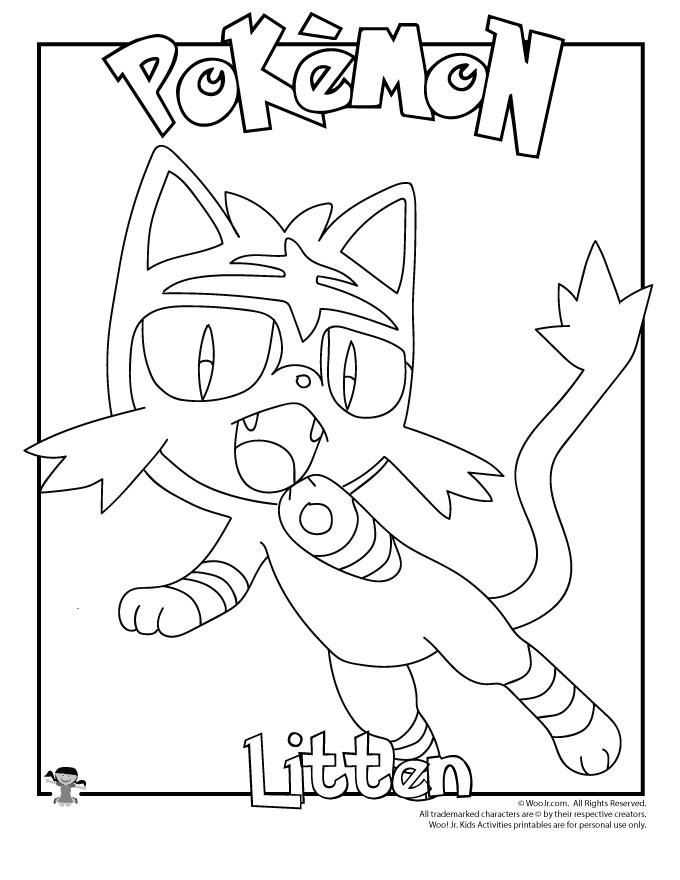 Pokemon Litten 5