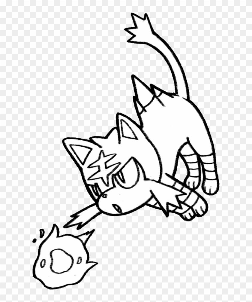 Pokemon Litten 2
