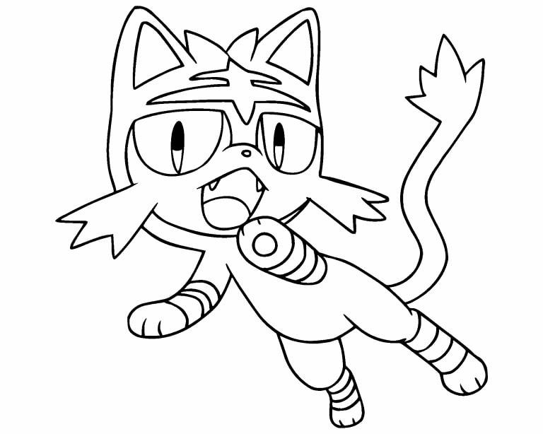 Pokemon Litten