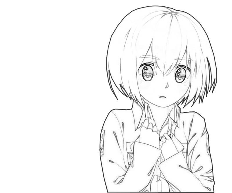 Cute Armin Arlert