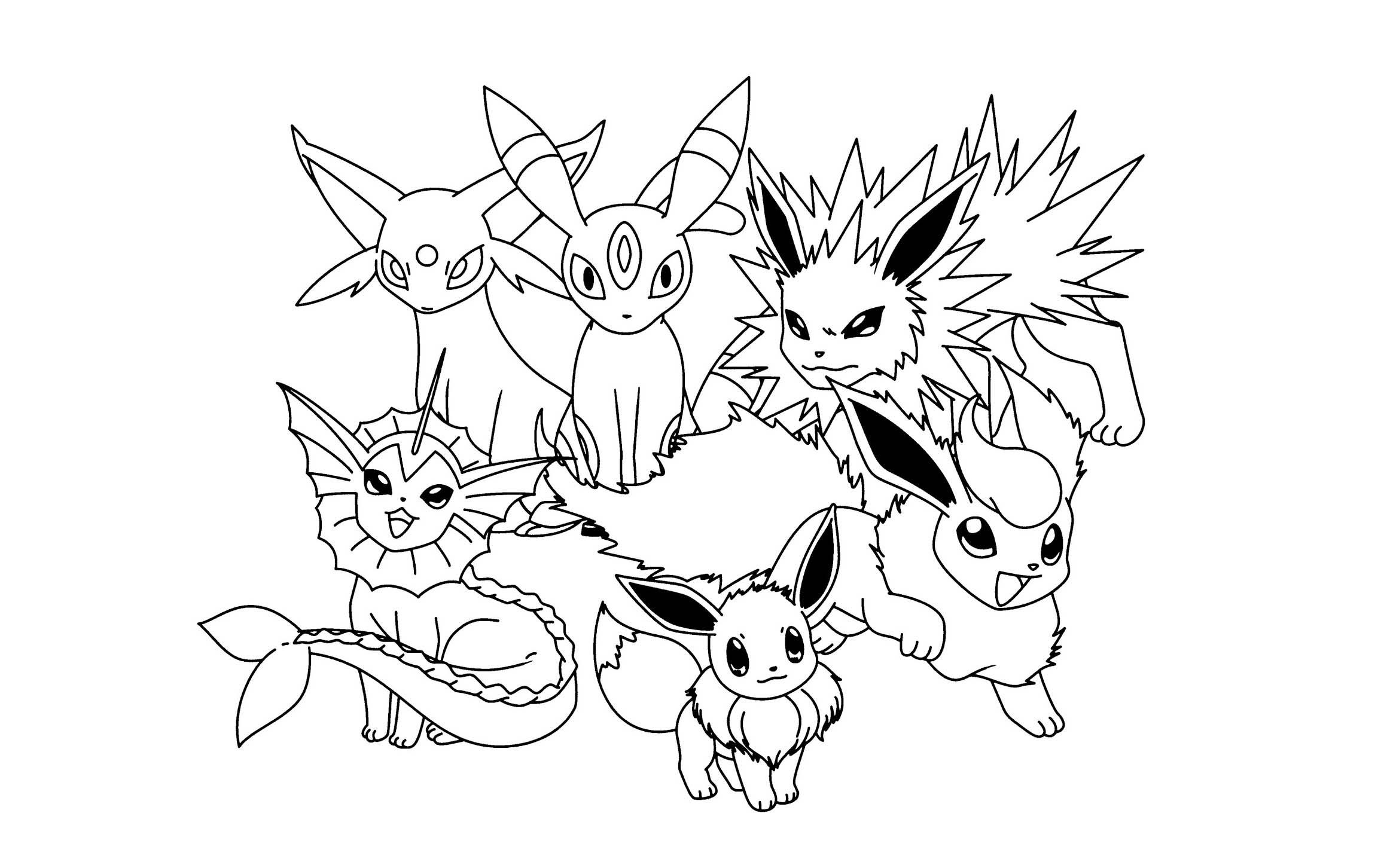 Jolteon in Pokemon