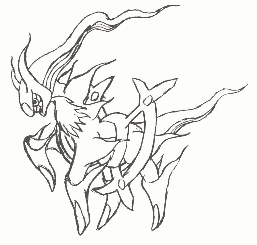 Pokemon Arceus 2