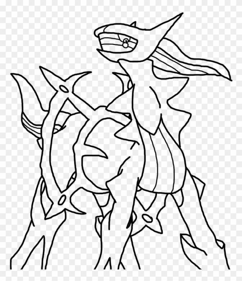 Pokemon Arceus 4