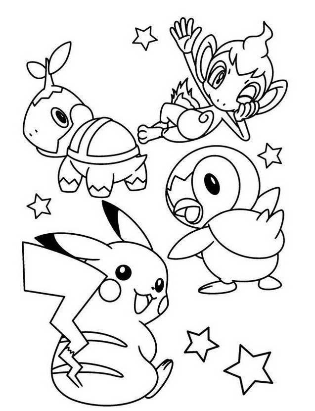 Pokemon Chimchar 5