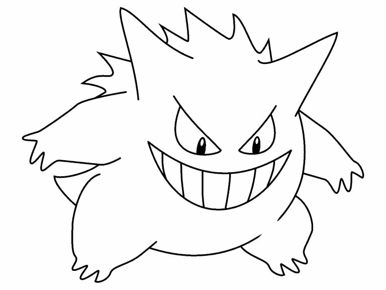 Pokemon Gengar 2