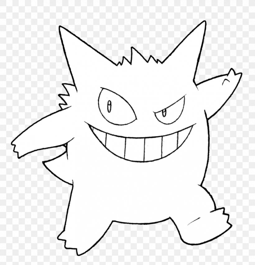 Pokemon Gengar 4
