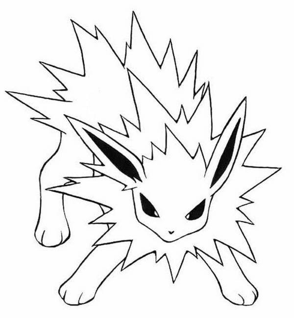 Pokemon Jolteon