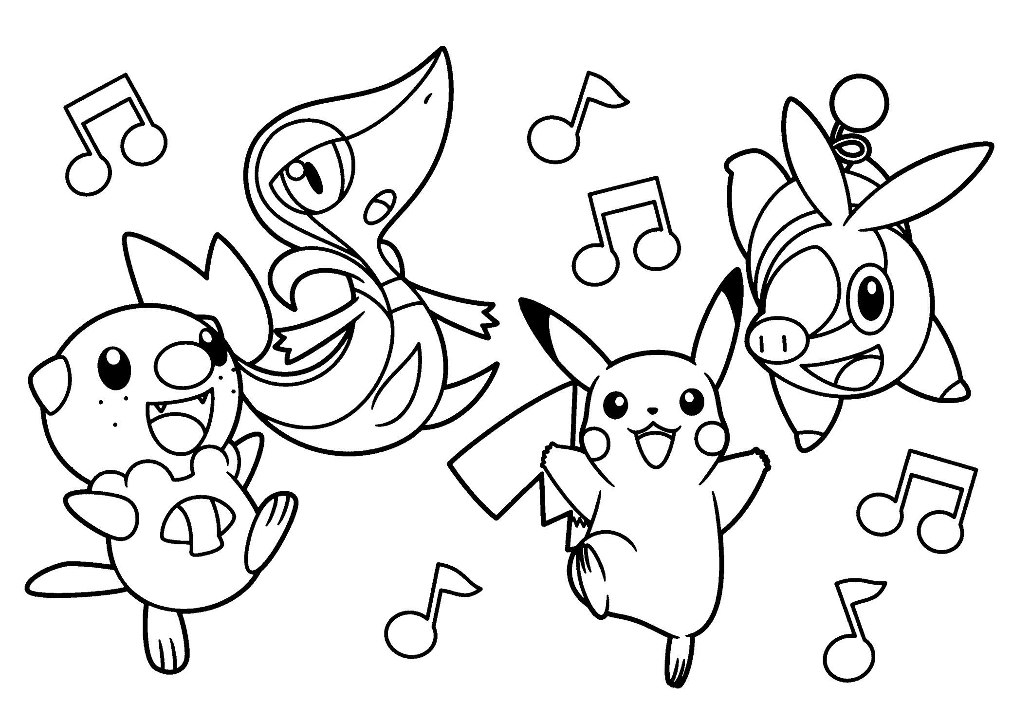 Pokemon Snivy 10