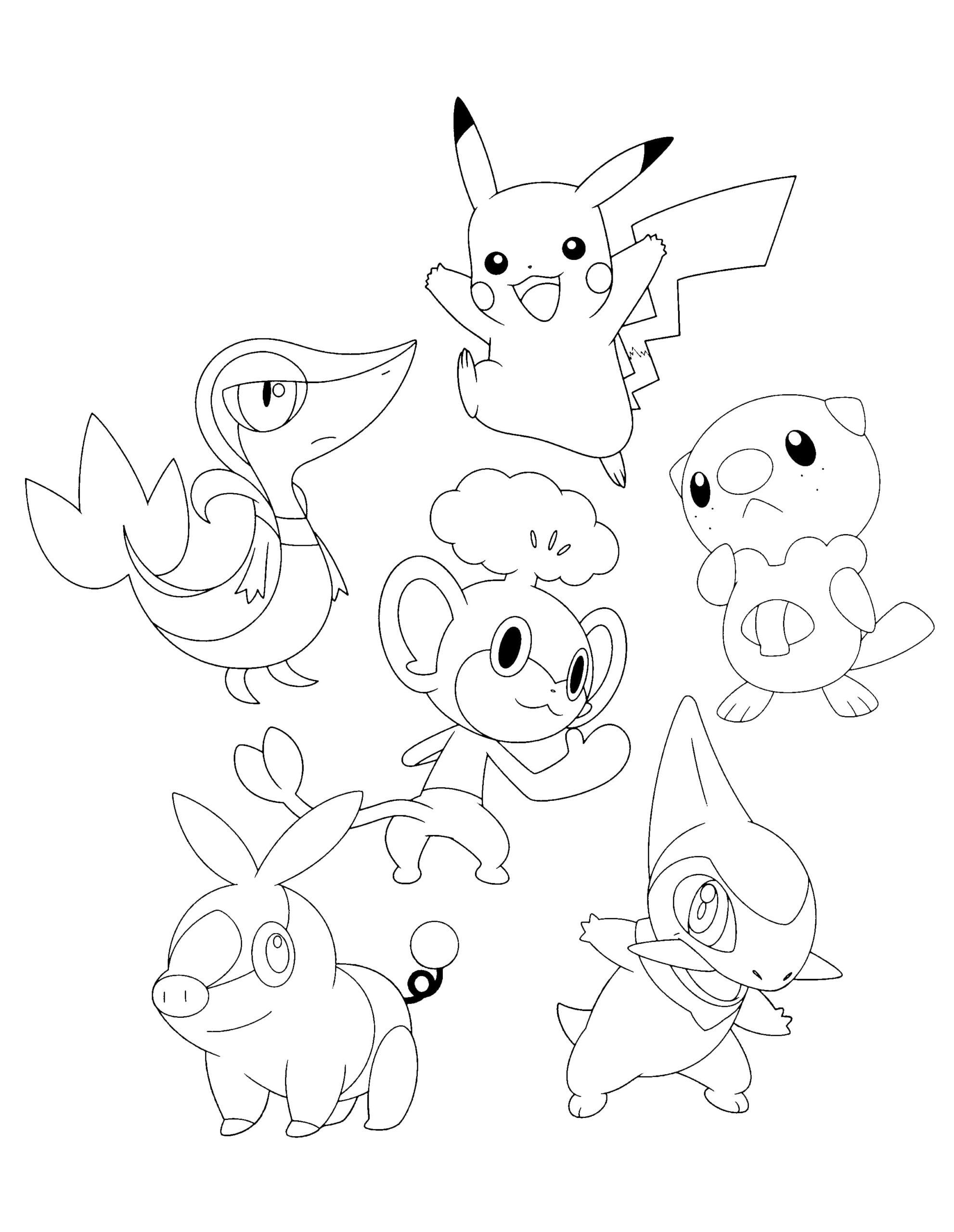 Pokemon Snivy 3