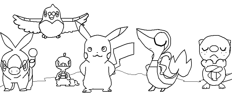 Pokemon Snivy 5