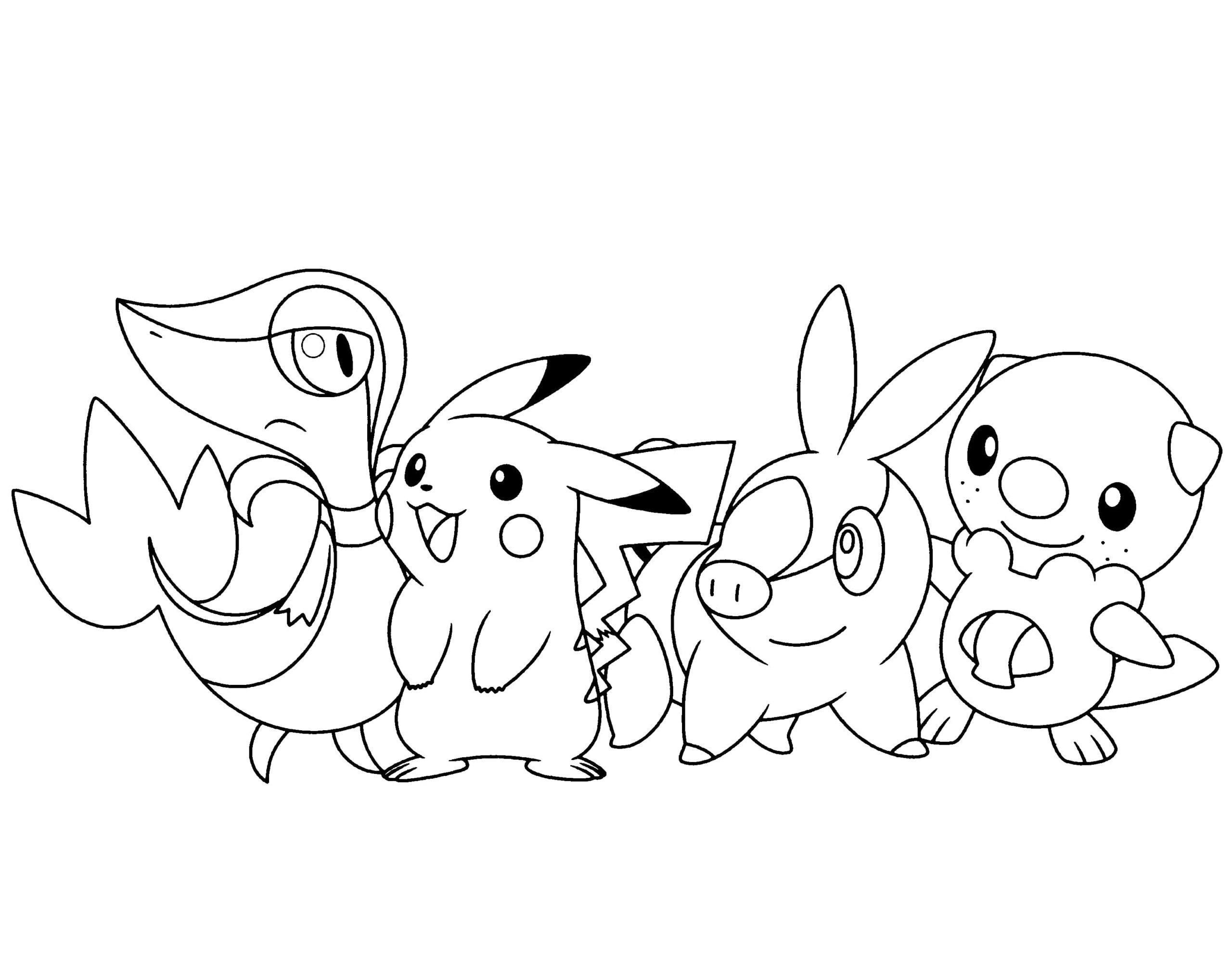 Pokemon Snivy