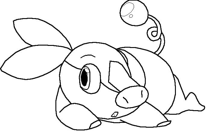 Pokemon Tepig 5