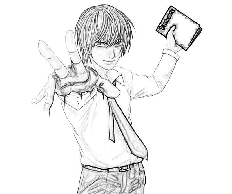 Yagami Raito Note