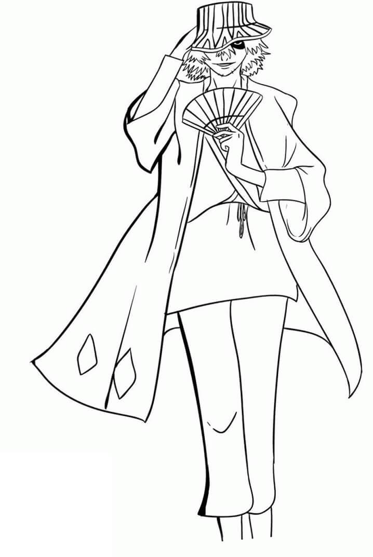 cool urahara kisuke