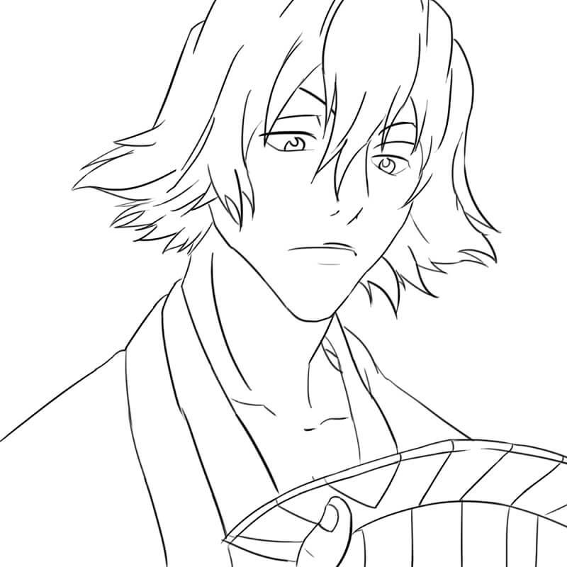 handsome urahara kisuke