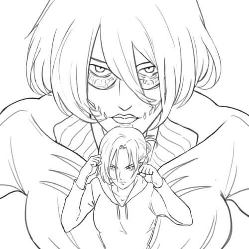 Titan Annie 1