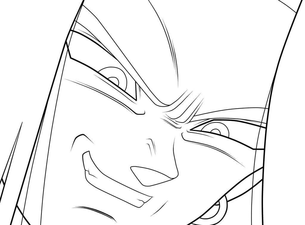 angry android 17