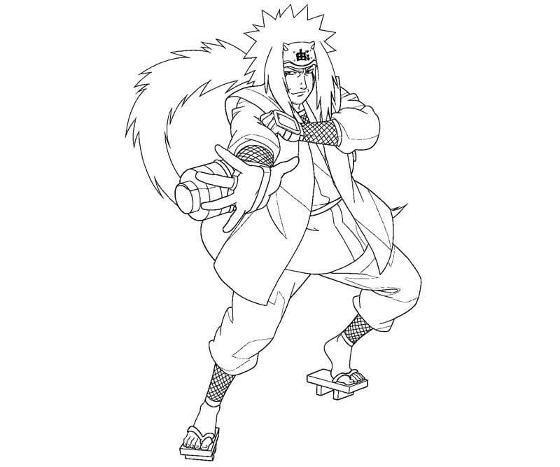 awesome jiraiya