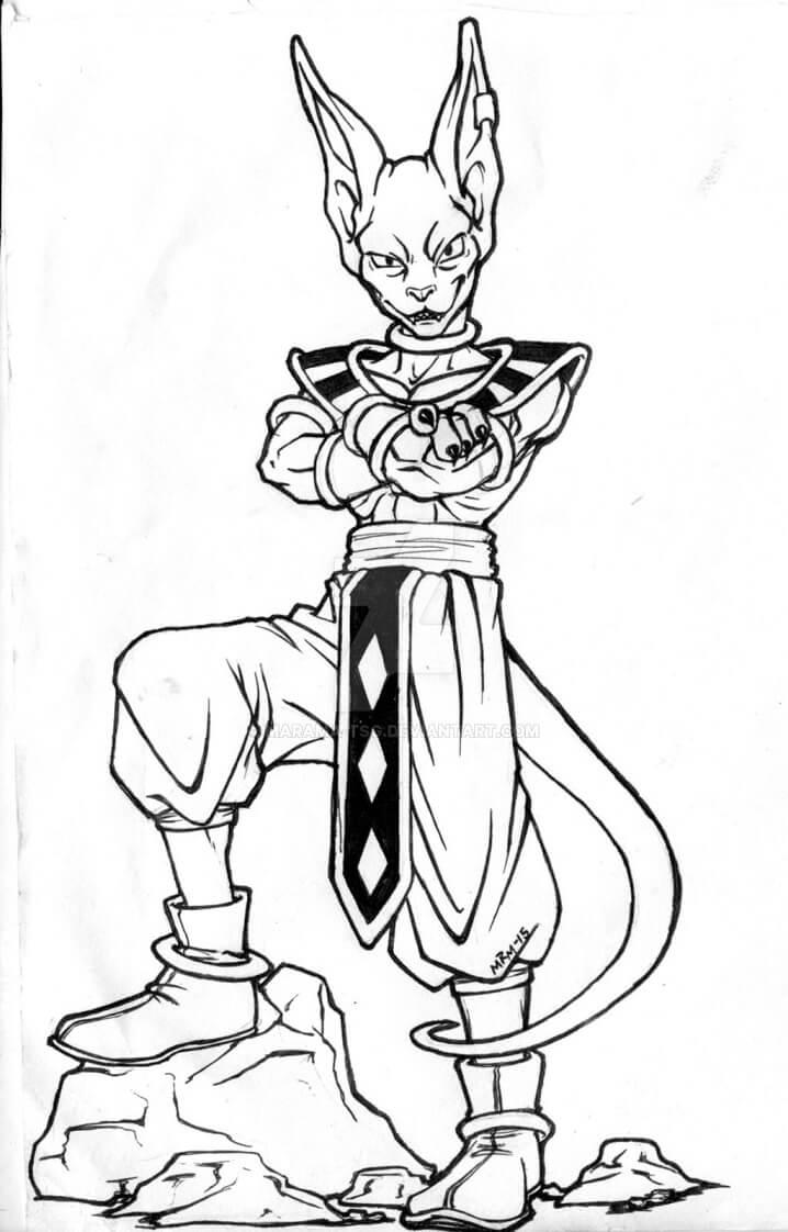 beerus god of destruction