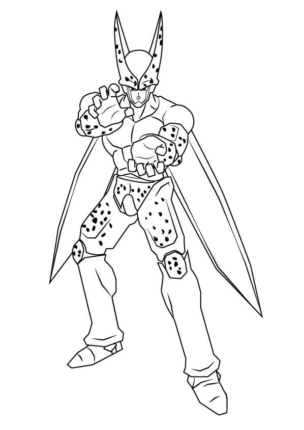 cell from dragon ball