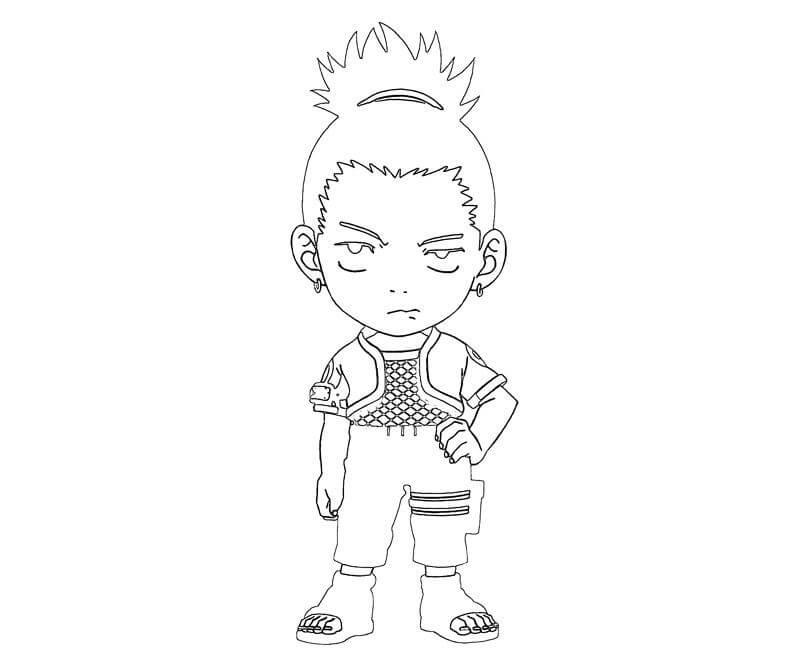 chibi shikamaru