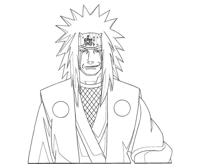 cool jiraiya