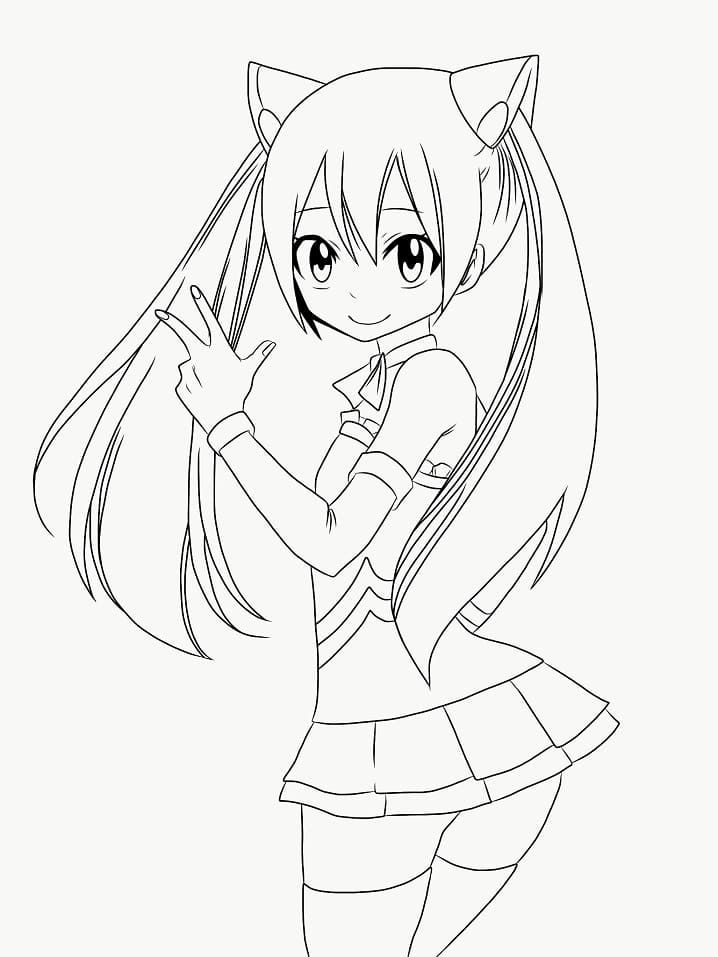 cool wendy marvell