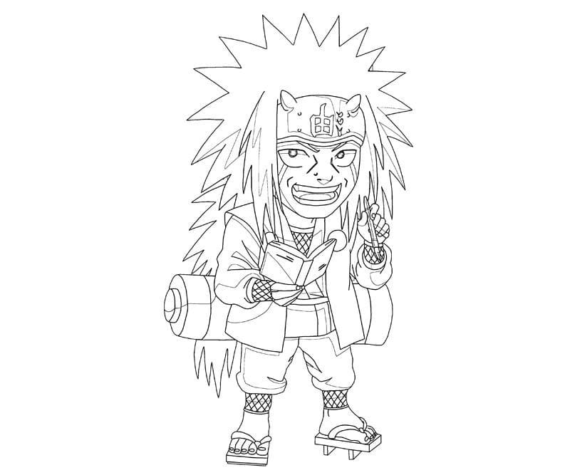 fun jiraiya