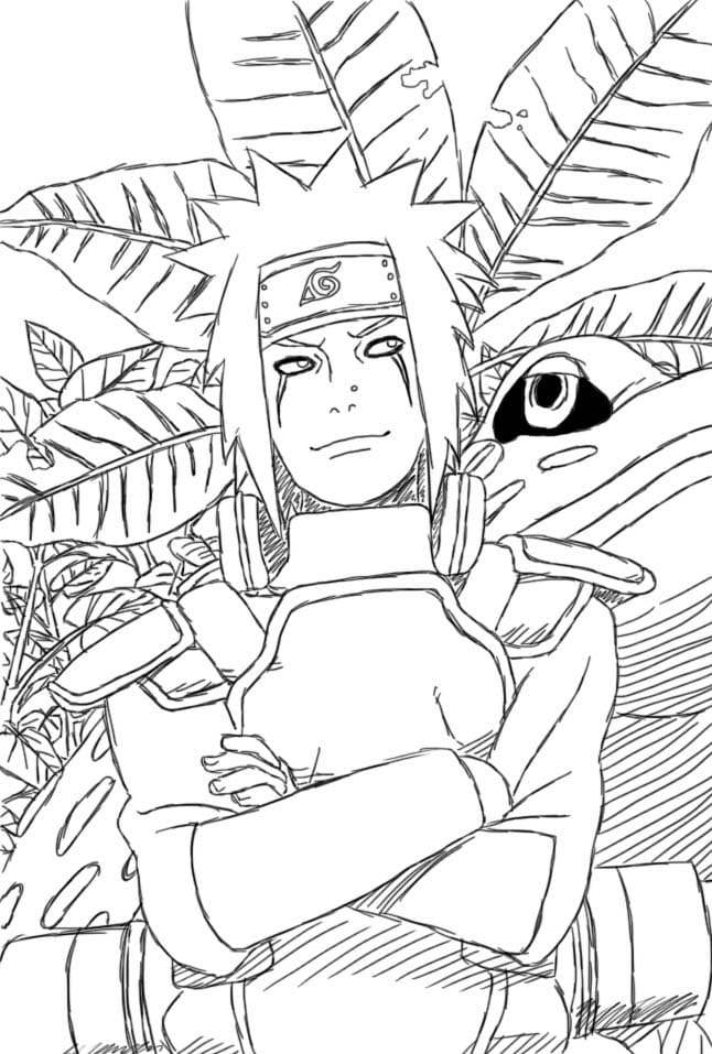 jiraiya was young