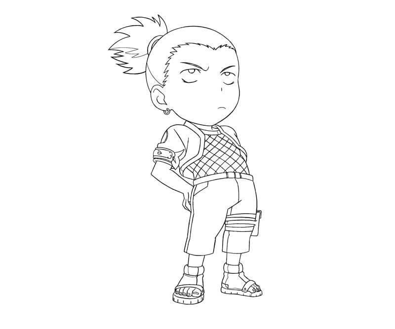 little shikamaru