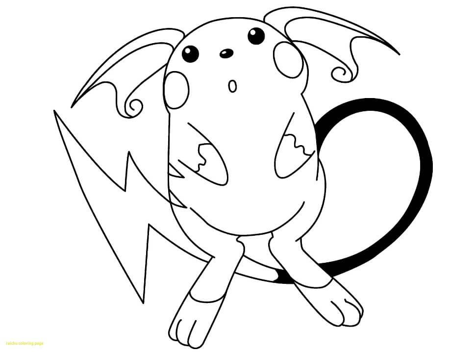 lovely raichu pokemon