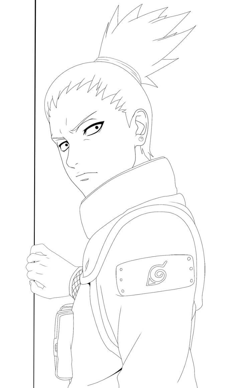 shikamaru looks angry