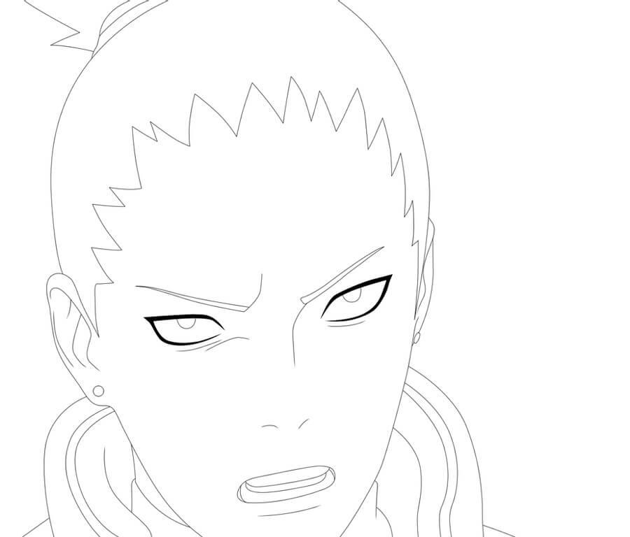 shikamaru's angry face