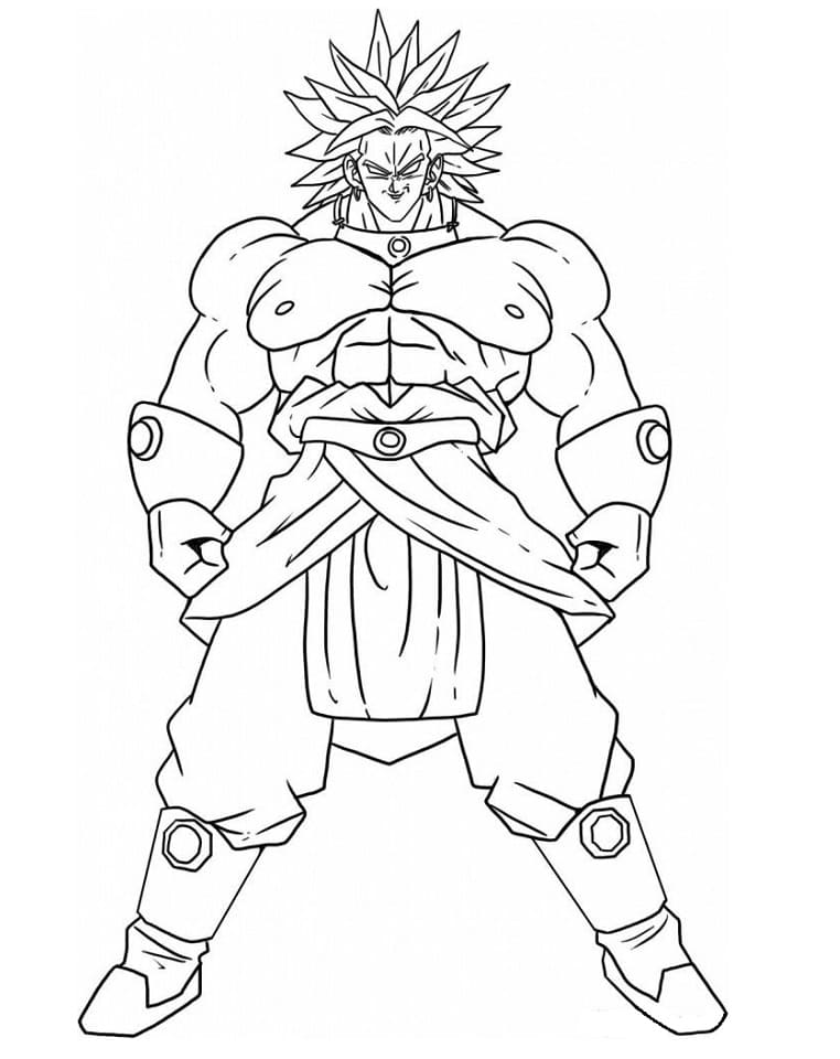 strong broly