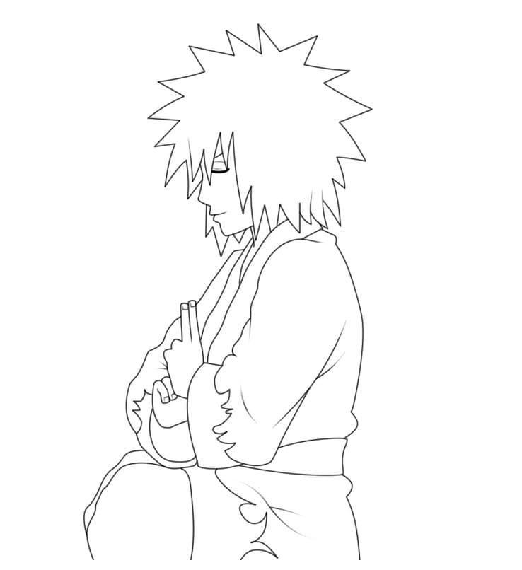 young jiraiya