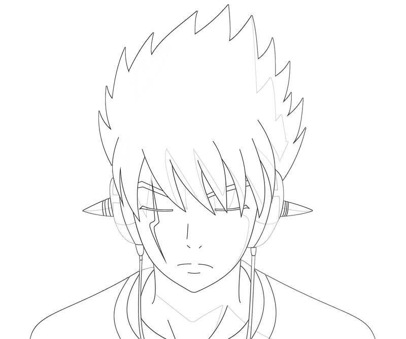 young laxus