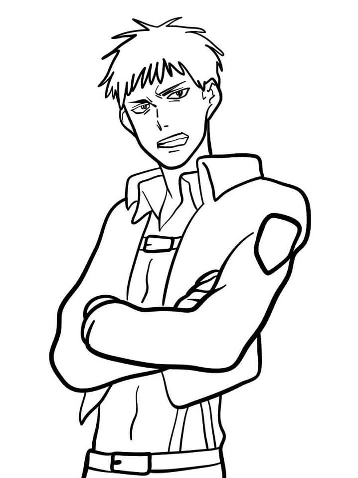 angry jean