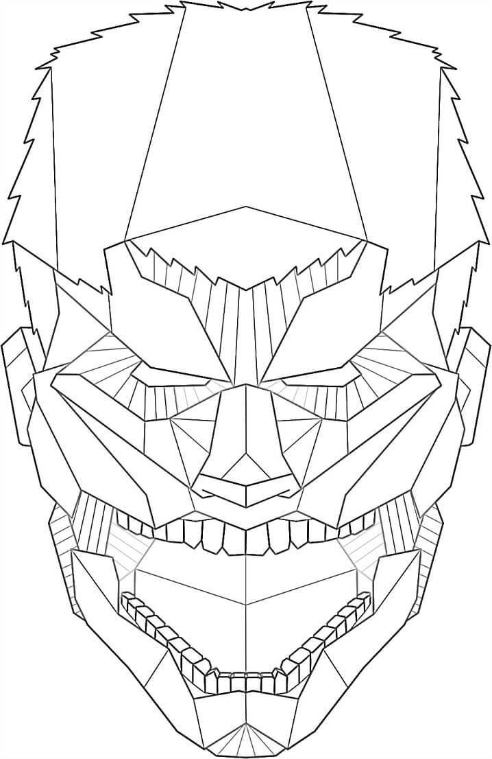 armored titan head