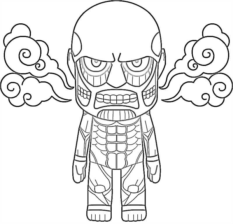 chibi colossus titan
