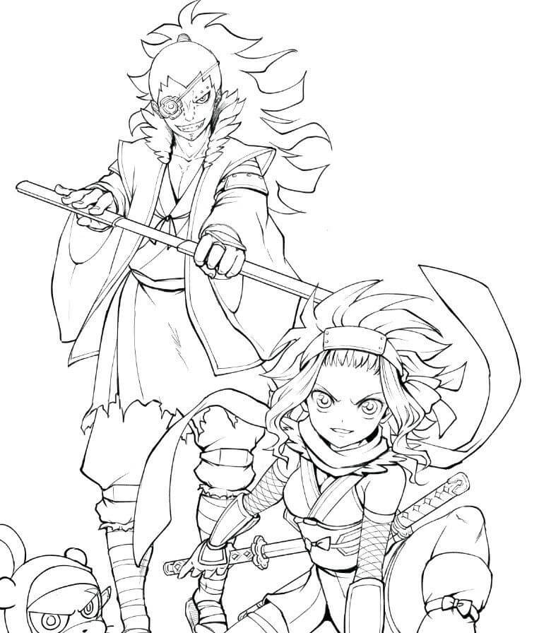 cool gajeel and levy