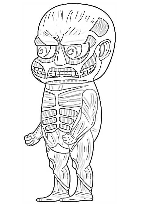 funny colossus titan