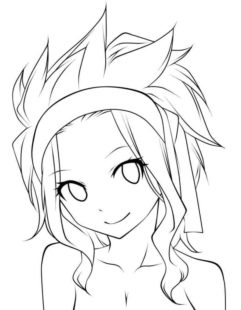 levy from fairy tail