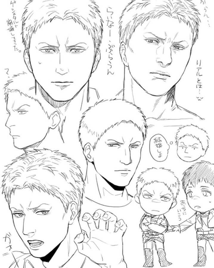 reiner's faces