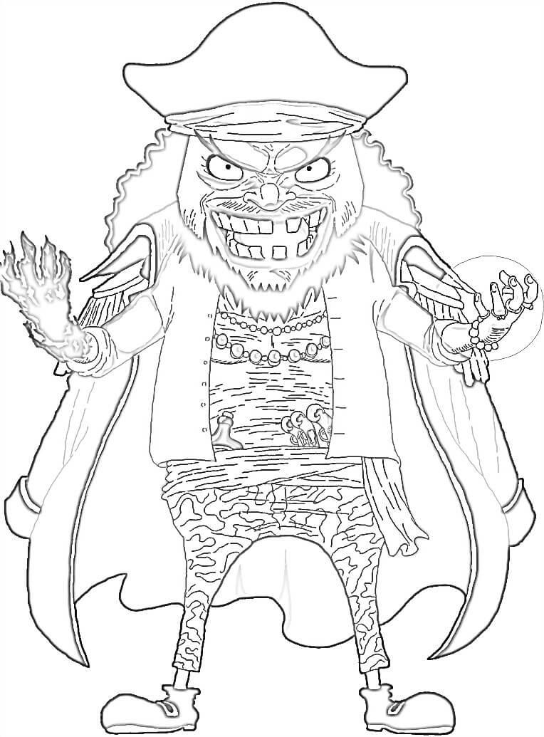 chibi blackbeard