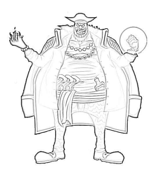 evil blackbeard