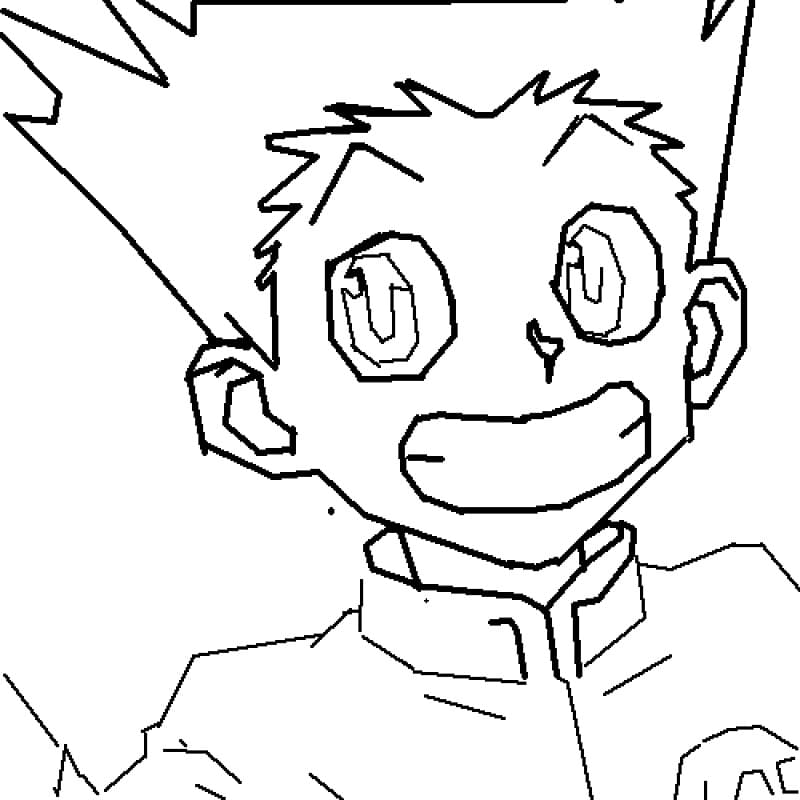 funny gon