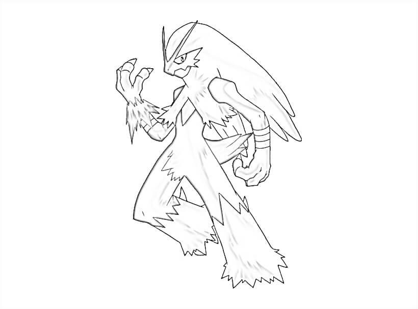 pokemon blaziken 2